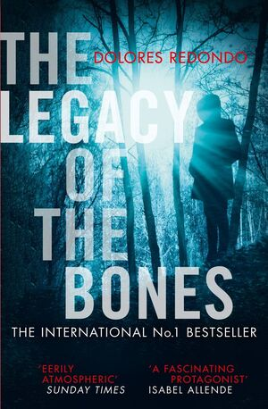 THE LEGACY OF BONES (BAZTAN TRILOGY 2)