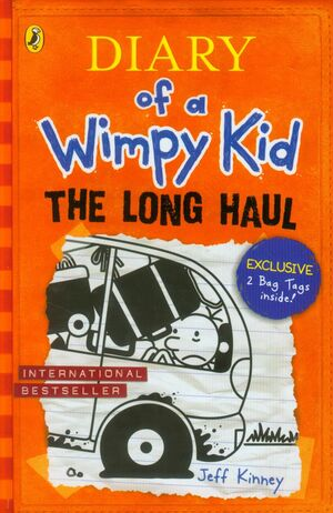 DIARY OF A WIMPY KID 9 LONG HAUL