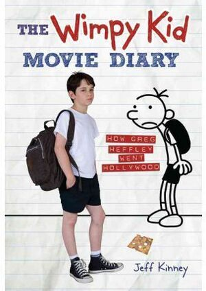 WIMPY KID MOVIE DIARY, THE