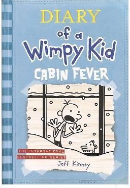 DIARY OF A WIMPY KID 6. CABIN FEVER