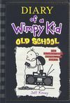 DIARY OF A WIMPY KID. OLD SCHOOL