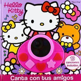 CANTA CON TUS AMIGOS. HELLO KITTY