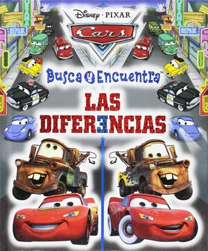 CARS LAS DIFERENCIAS LOOK AND FIND CASCADE L&F