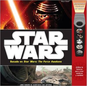 STAR WARS FORCE AWAKENS LIBRO DE SOMBRAS FAB