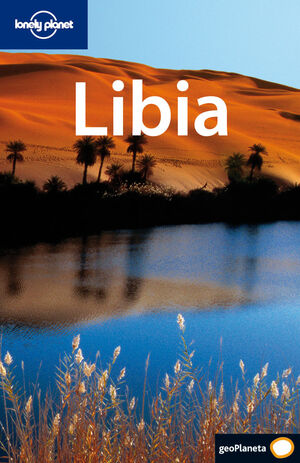 LIBIA *LONELY PLANET*