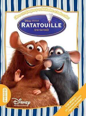 RATATOUILLE *MULTIEDUCATIVOS*