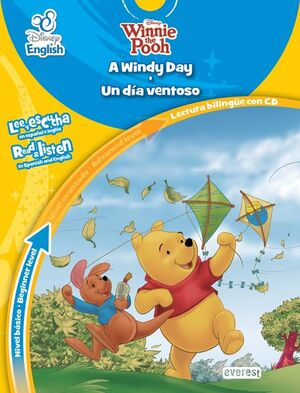 DISNEY ENGLISH. A WINDY DAY. UN DÍA VENTOSO. NIVEL BÁSICO. BEGINNER LEVEL