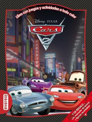CARS 2 *MULTIEDUCATIVOS*