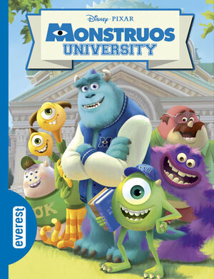 MONSTRUOS UNIVERSITY. -CLADNY-