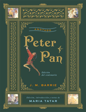 PETER PAN ANOTADO