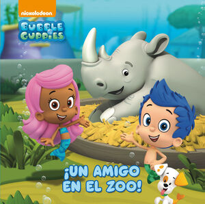 ¡UN AMIGO EN EL ZOO! (BUBBLE GUPPIES 2)