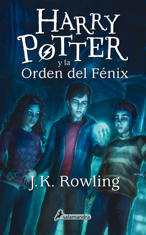HARRY POTTER Y LA ORDEN DEL FÉNIX