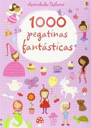 1000 PEGATINAS FANTASTICAS
