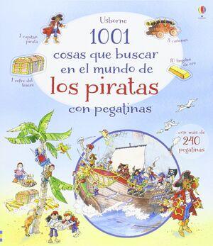 1001 COSAS QUE BUSCAR EN EL MUNDO PIRATA