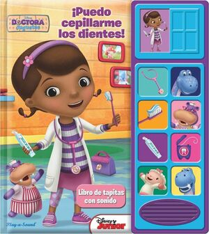 SONIDOS Y TAPITAS DOCTORA JUGUETES LLL 9B