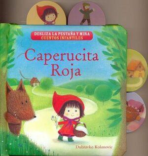 LENGUETAS CAPERUCITA ROJA