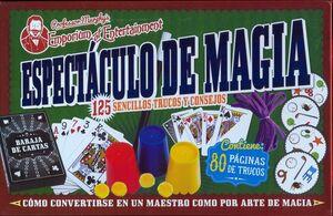 ESPECTACULO DE MAGIA