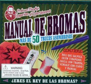 MURPHY´S MANUAL DE BROMAS