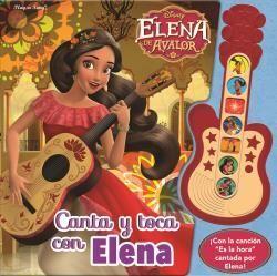 LA GUITARRA DE ELENA DE AVALOR GUITAR MD