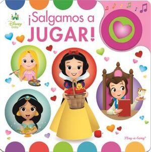 SALGAMOS A JUGAR. HAPPY LIGHT PRINCESAS DISNEY BABY HLBB SPA