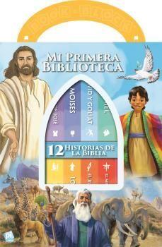 MI PRIMERA LIBRERIA HISTORIAS DE LA BIBLIA M1L
