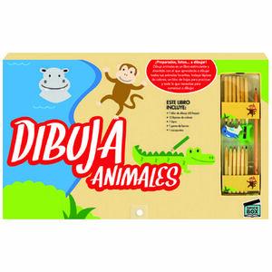 DIBUJA ANIMALES