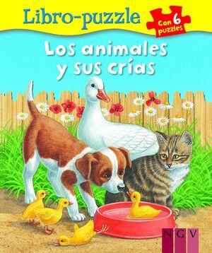 LOS ANIMALES Y SUS CRÍAS
