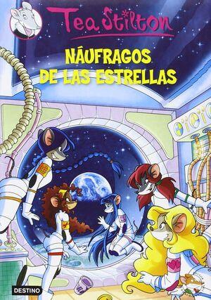 PACK TEA 8 NAUFRAGOS+TIEMPO