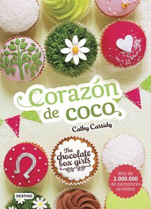 THE CHOCOLATE BOX GIRLS. CORAZÓN DE COCO