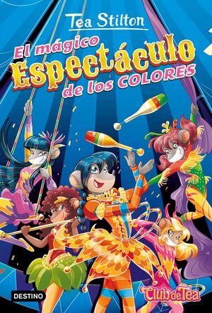TS37. EL MÁGICO ESPECTÁCULO DE LOS COLORES