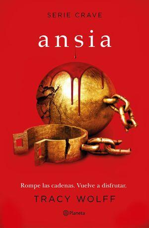 ANSIA (SERIE CRAVE 3)