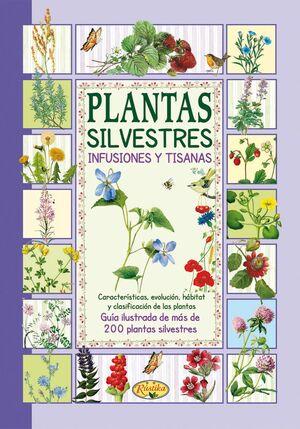 PLANTAS SILVESTRES INFUSIONES Y TISANAS