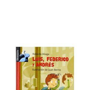 LUIS, FEDERICO Y ANDRES