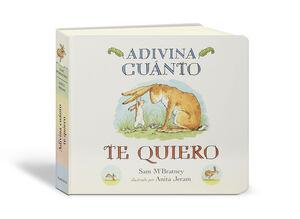 ADIVINA CUÁNTO TE QUIERO (CARTONÉ)