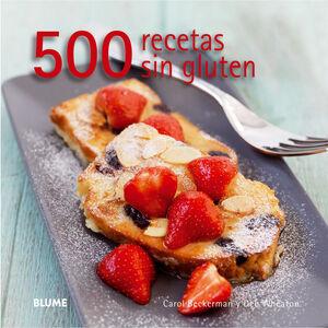 500 RECETAS SIN GLUTEN