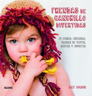 PRENDAS DE GANCHILLO DIVERTIDAS