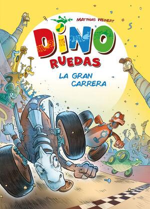 DINO RUEDAS 2. LA GRAN CARRERA