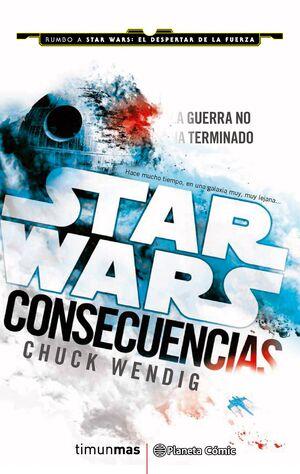 STAR WARS CONSECUENCIAS AFTERMATH (NOVELA)
