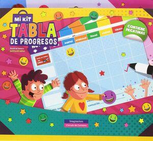 MI KIT TABLA DE PROGRESOS