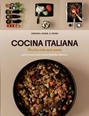 COCINA ITALIANA *COCINA PASO A PASO*