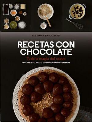 RECETAS CON CHOCOLATE *COCINA PASO A PASO*