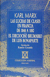 LUCHAS DE CLASES EN FRANCIA