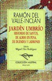 JARDÍN UMBRÍO