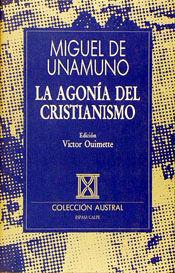 AGONIA DEL CRISTIANISMO