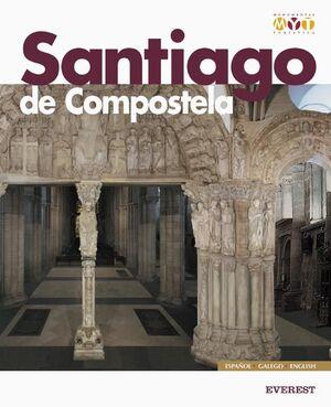 SANTIAGO DE COMPOSTELA MONUMENTAL Y TURÍSTICA