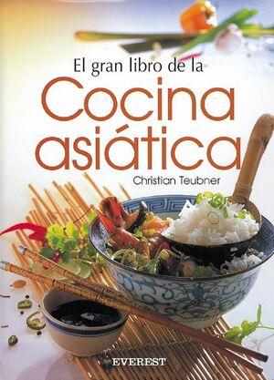 EL GRAN LIBRO DE LA COCINA ASIÁTICA