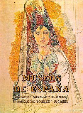 MUSEOS DE ESPAÑA. TOMO II