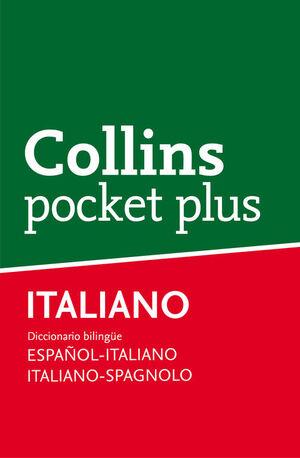 DICCIONARIO POCKET PLUS ITALIANO (POCKET PLUS)