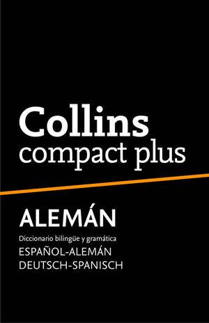 DICCIONARIO COMPACT PLUS ALEMÁN (COMPACT PLUS)