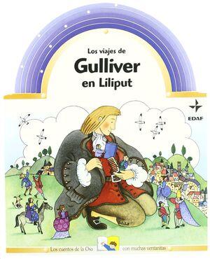 VIAJES DE GULLIVER.GULLIVER EN LILLIPUT
